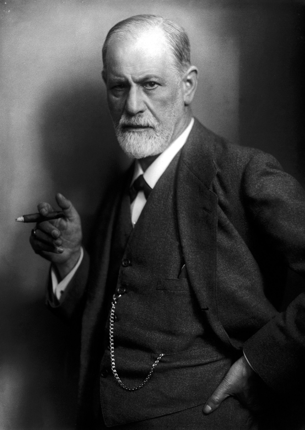 Freud with Cigar